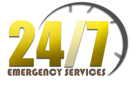 24/7 Emergency Service