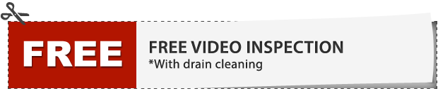 Free Plumbing Video Inspection With Drain Cleaning